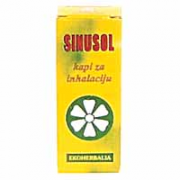 SINUSOL biljne kapi za inhalaciju - 10 mL